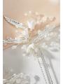 AW 3PCS Flowered Bridal Hair Pins