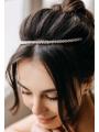 AW Alloy Crystal Headband