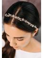 AW Bridal Alloy Hair Vine