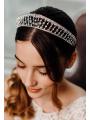 AW Crystal Wedding Bridal Tiara