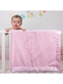 AW Personalized Baby Blanket