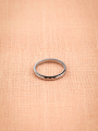 AW Tungsten Carbide Ring Wedding Band, 2mm, Size 5-15