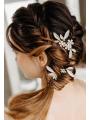 AW Gold Hair Comb & Pins