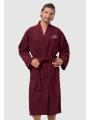 AW Long Cotton Kimono Robe