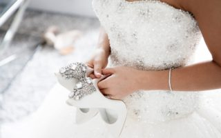 How Much Money Should You Spend on a Wedding Dress
