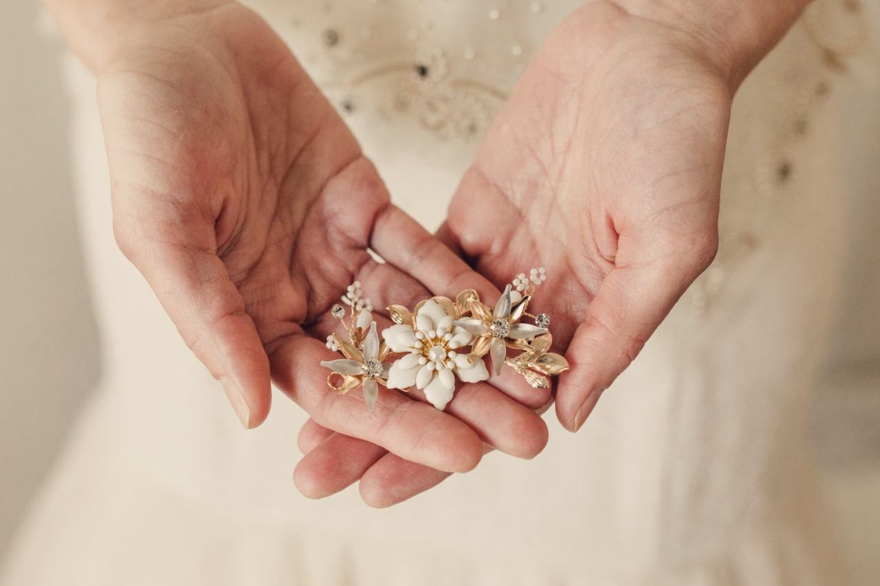Cheap Wedding Accessories by AW Bridal