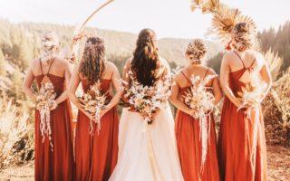 Top 5 2021 Bridesmaid Trends