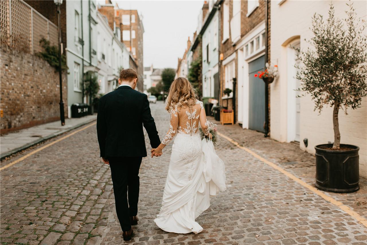 AW Eleanor Wedding Dress