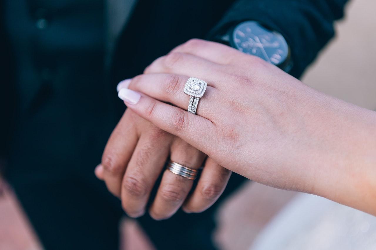 Wearing Wedding Rings