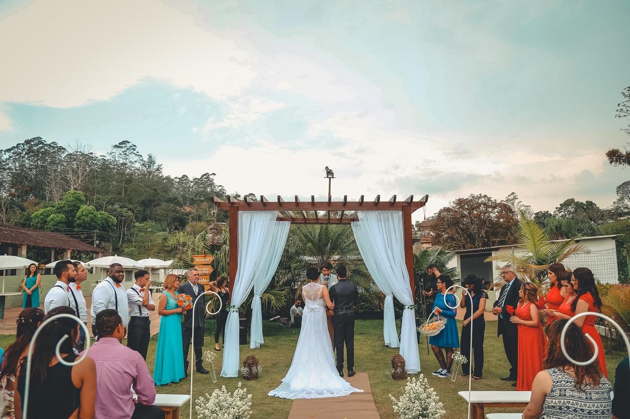 Wedding Ceremony Lasts